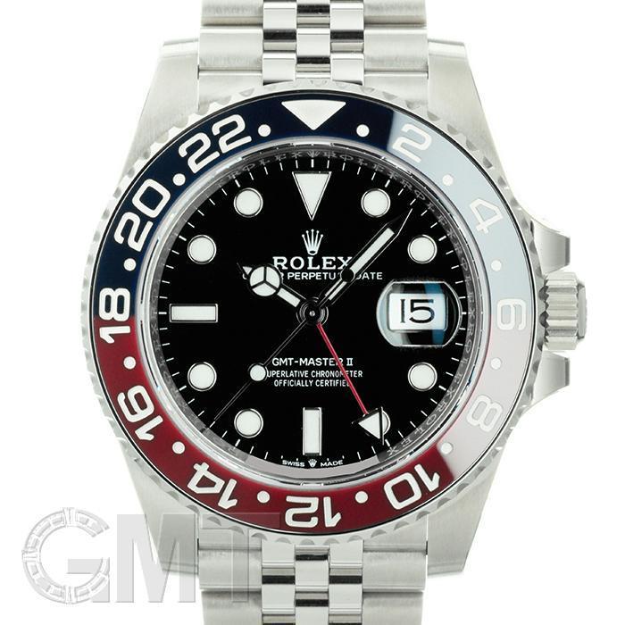 <title>ロレックス 期間限定送料無料 GMTマスターII 126710BLRO ランダムシリアル ROLEX 中古メンズ 腕時計 送料無料</title>