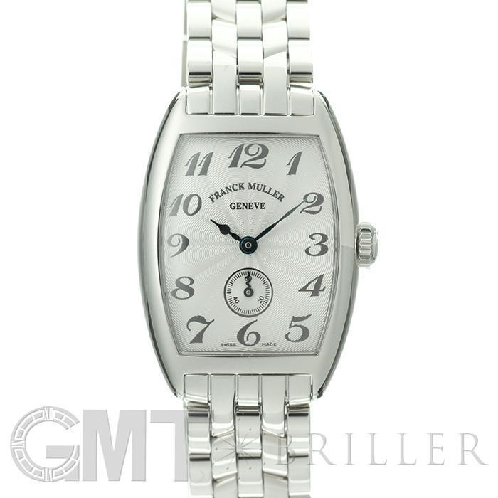 フランクミュラー トノーカーベックス 1750S6 ステンレスブレス FRANCK 送料無料 値下げ 注文後の変更キャンセル返品 腕時計 中古レディース MULLER