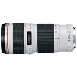 【新品】キャノン CANON EF70-200mm F4L IS USM[在庫あり]