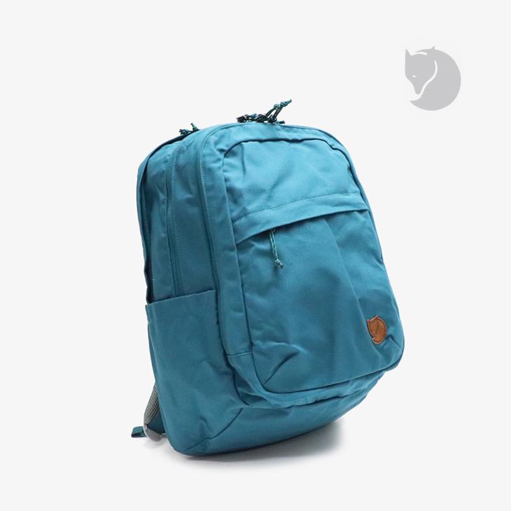 ・フェールラーベン《ユニセックス》ラーベン 20/グレイシャー グリーン/ FJALLRAVEN/Raven 20 - Bag/Glacier Green #バッグ リュック バックパック デイパック アウトドア 水色 青