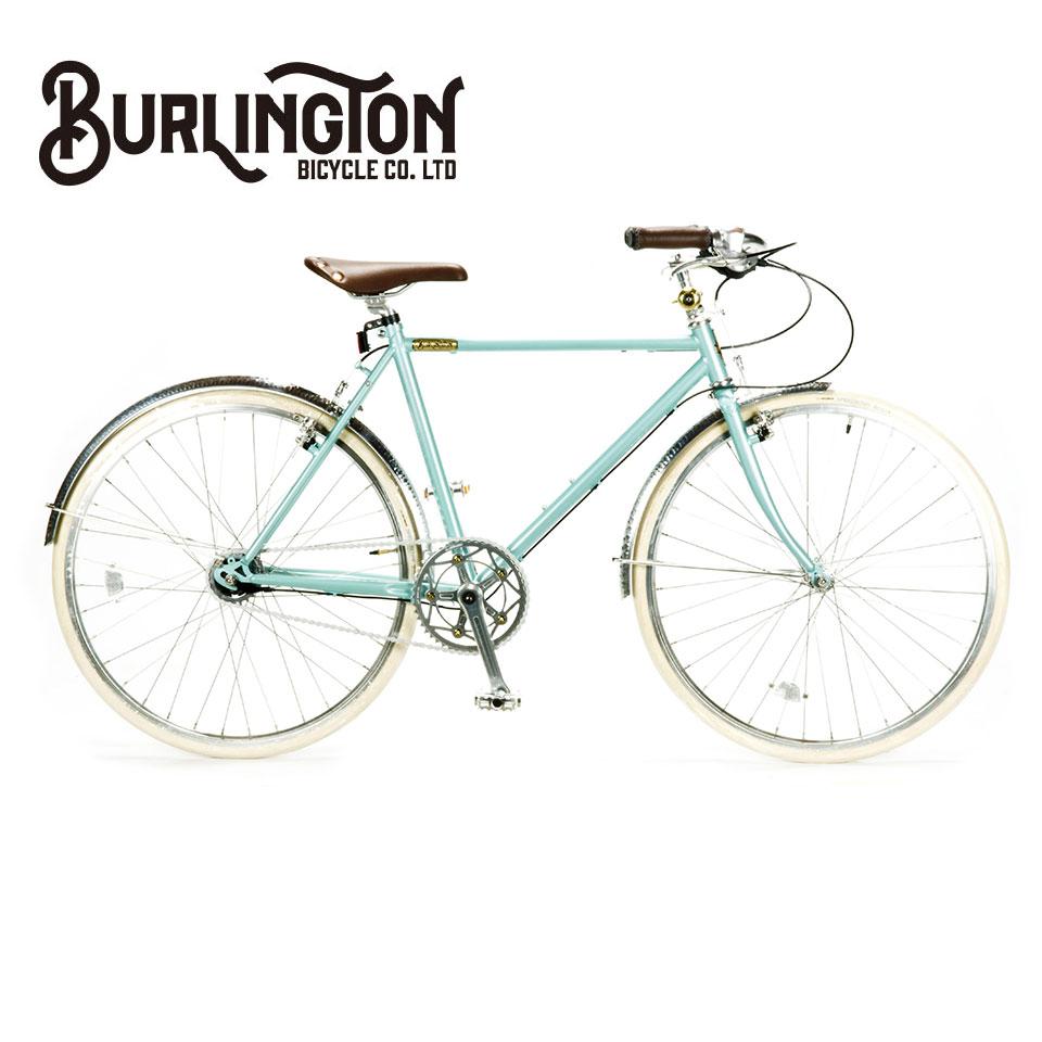 BURLINGTON 650C i5 ホリゾンタル 500mm 内装5段ギア バーリントン ノースウェストバイク ロードバイク 自転車 GLACIER