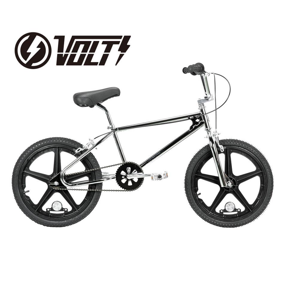 Volt! 20inch ボルト BMX 自転車 クローム