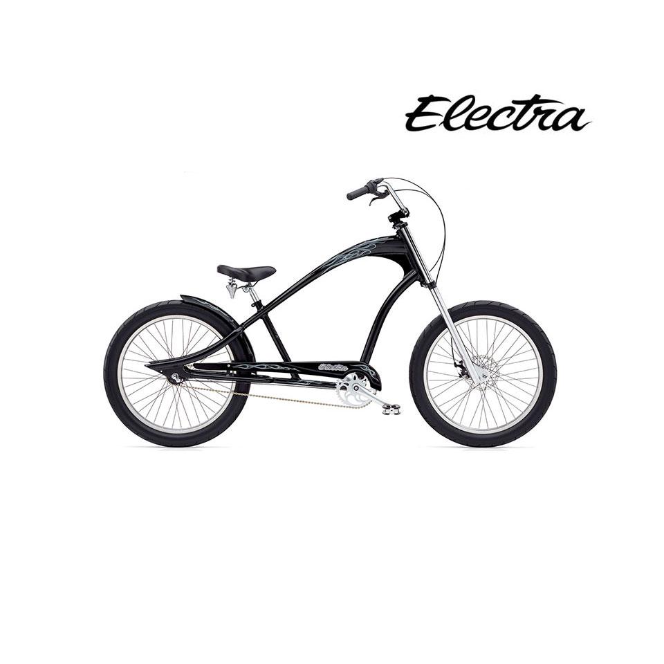 ELECTRA GHOSTRIDER 3i MENS エレクトラビーチクルーザー メンズ 24インチ 自転車