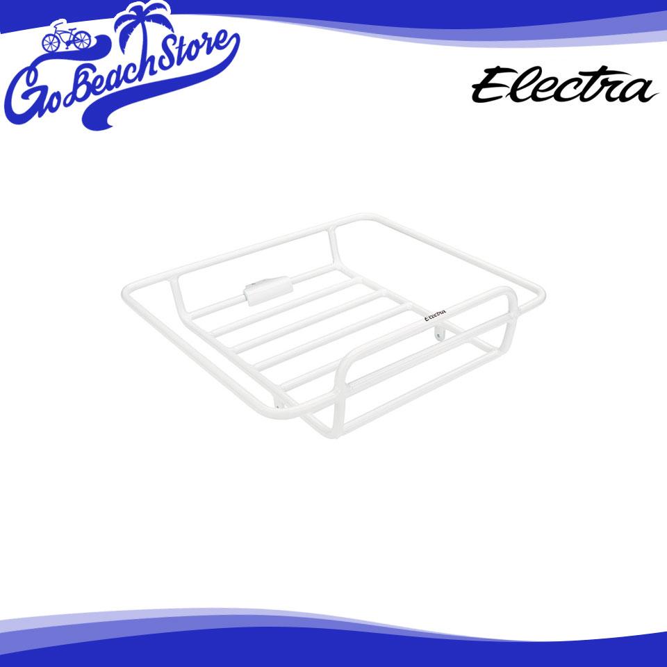ELECTRA CRUISER FRONT TRAY WHITE
