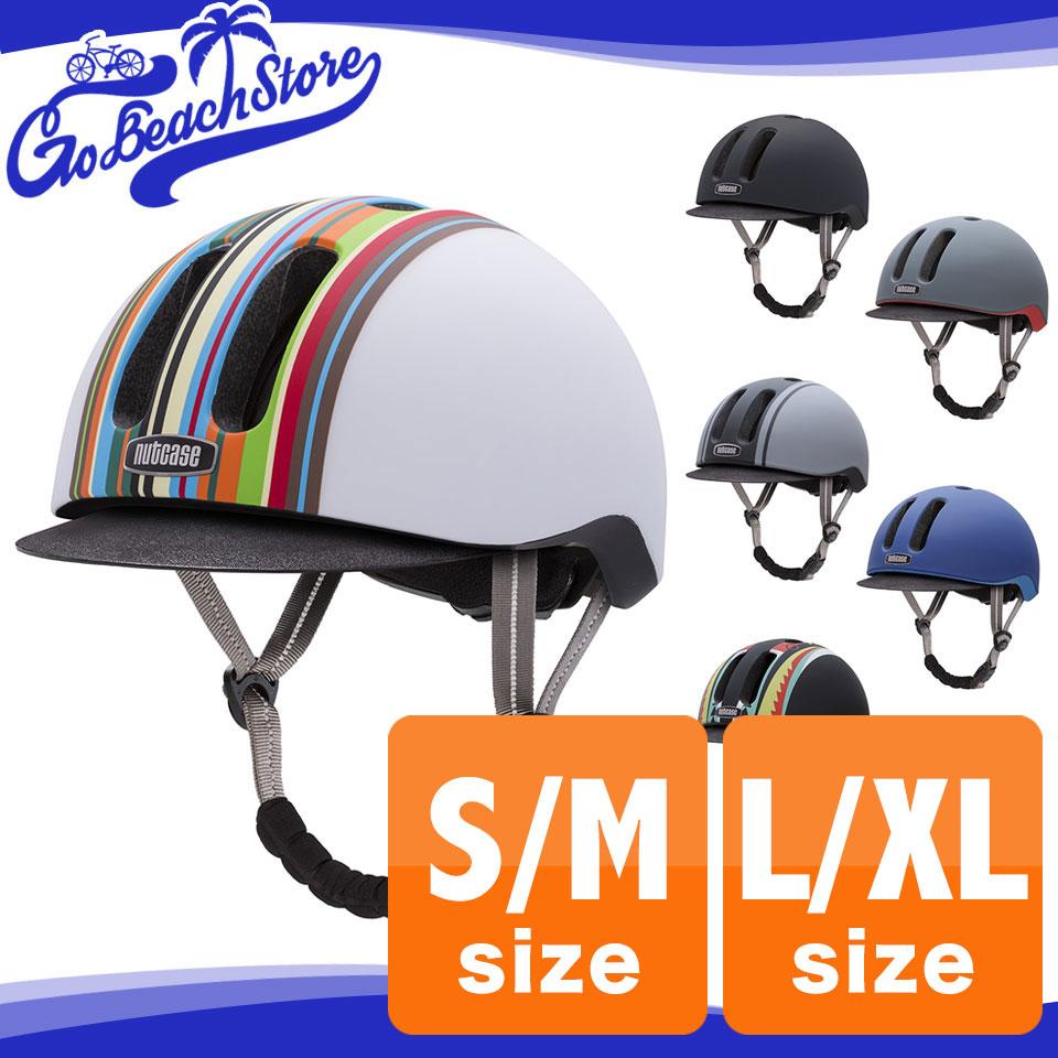 【送料無料】NUTCASE HELMET METRORIDE / ナットケースヘルメット メトロライド [S/M・L/XL] 自転車用 メンズ レディース