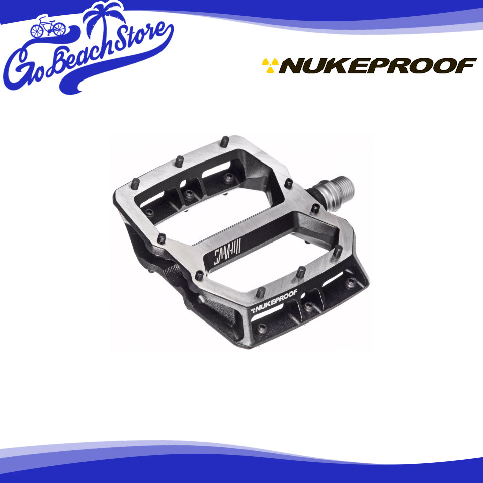 Nukeproof Horizon Sam Hill Pedal ヌークプルーフ ホライゾン プロ サム・ヒル シグネチャー ペダル 自転車