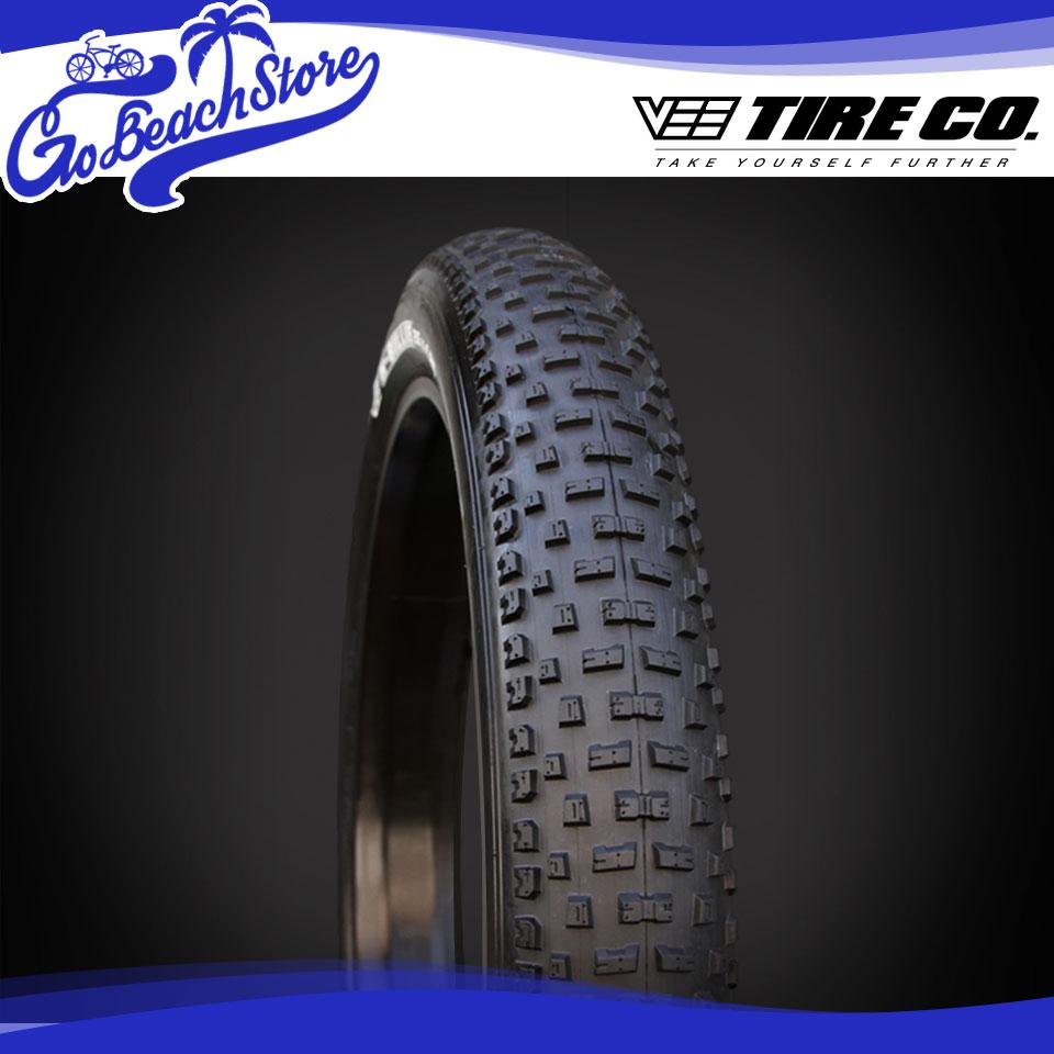 Vee Tire/ヴィータイヤ Vee Tire H-BILLY 26 × 4.25 タイヤ ケブラービート Weight:1320g 自転車 カスタムタイヤ