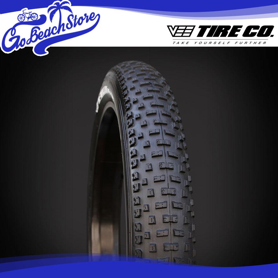 Vee Tire/ヴィータイヤ Vee Tire H-BILLY 26 × 4.25 タイヤ ワイヤービート Weight:1560g 自転車 カスタムタイヤ