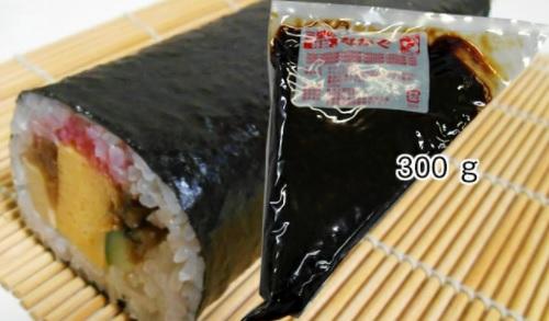 椎茸とかんぴょうを佃煮にした 巻き寿司用の中具です 巻き寿司 中具 300g 驚きの値段 冷蔵 冷蔵商品10000円以上で送料無料 椎茸 激安 具材 干瓢 恵方巻