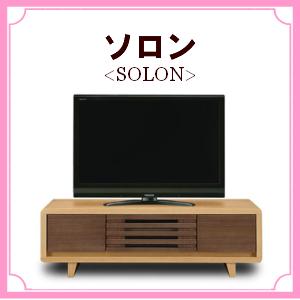 【送料無料】TVボード 120TVB ソロン