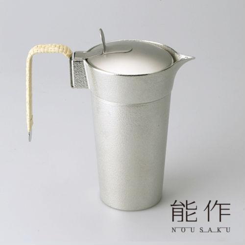 【能作】 蓋付ちろり 600190(360cc)/ 熱燗・冷酒