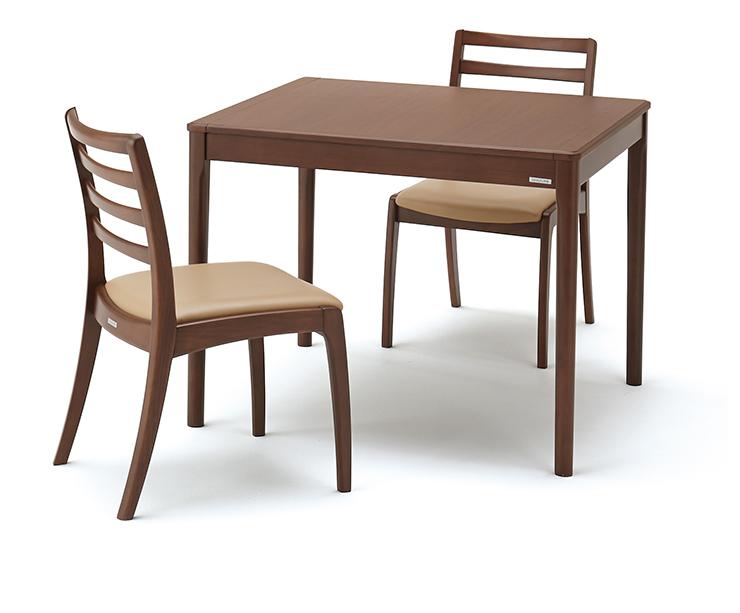 【送料無料】【KOIZUMI-コイズミ-】【SELECT BEECH】ダイニング3点セット(90cmで使用時)伸長式ダイニングテーブル90-120cm チェア2脚