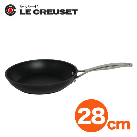 【送料無料】【LE CREUSET-ル・クルーゼ-】 TNS シャローフライパン 28cm