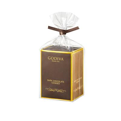 スイーツ 贈り物 お返しゴディバ GODIVA チョコレート ギフトお菓子 出産内祝い 結婚祝い 引き出物 お祝い 詰合せ Chocolate スイーツ プレゼント ギフト お返し お祝い チョコレート ゴディバ (GODIVA) ダークチョコレートクッキー 5枚入