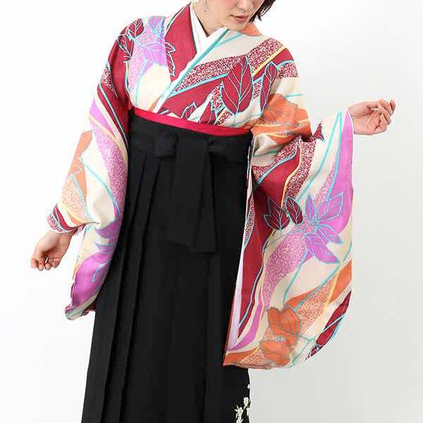 【レンタル】卒業式レンタル袴フルセット-1408 往復送料無料 卒業式 袴 レンタル 女 安い 袴セット 卒業式袴セット