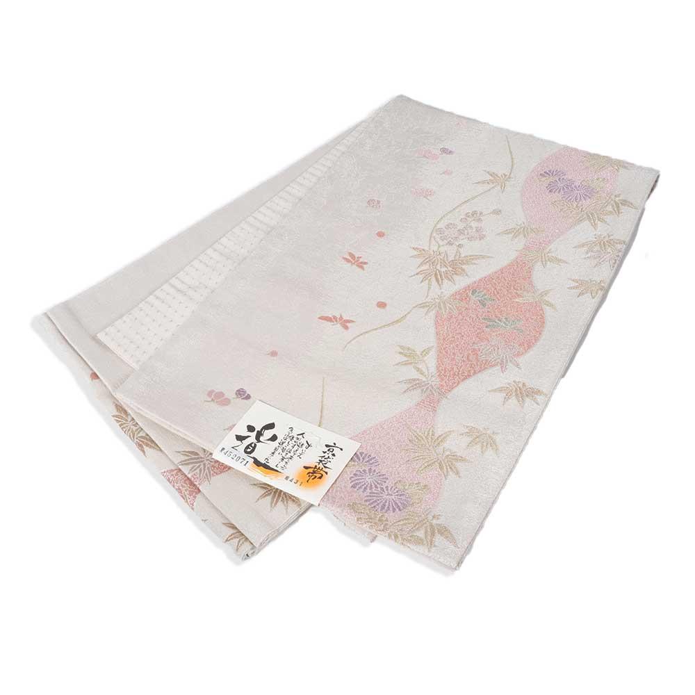 【源氏帯】京袋帯【お仕立て上がり】unk-genjikob431
