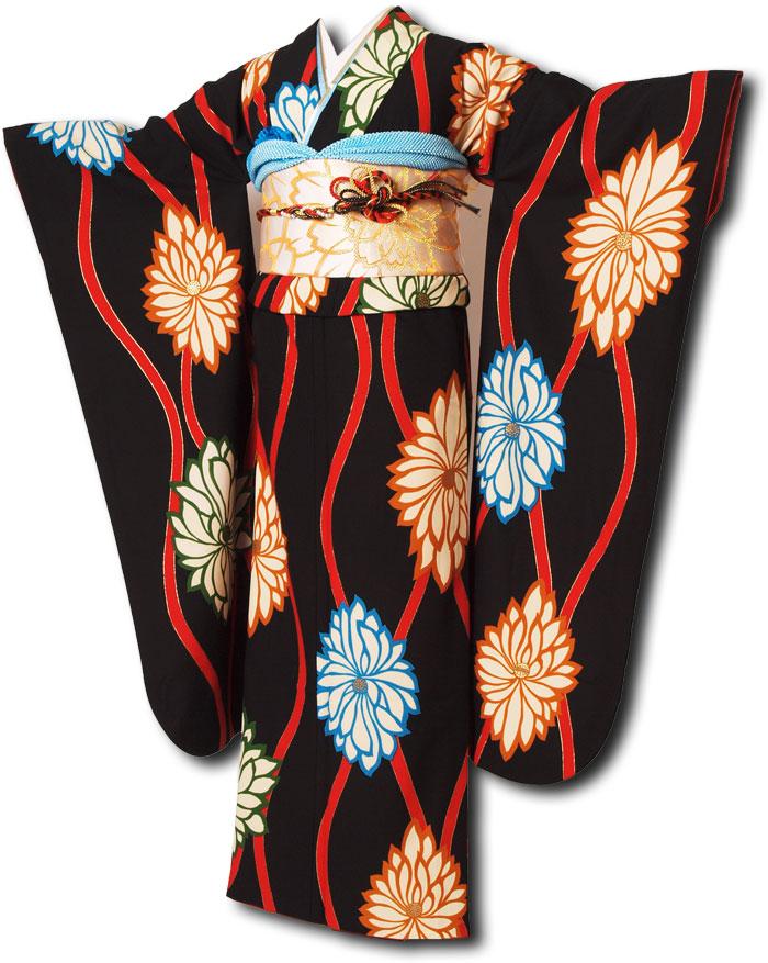 振袖 レンタル【レンタル】【成人式】 [安心の長期間レンタル]レンタル振袖フルセット-644 振り袖 振袖レンタル 着物セット レンタル着物 長襦袢 結婚式 卒業式 バック バッグ 草履バックセット 着付け小物 帯締め 帯揚げ 貸衣装 成人式振袖 ネットレンタル 晴れ着 重ね襟