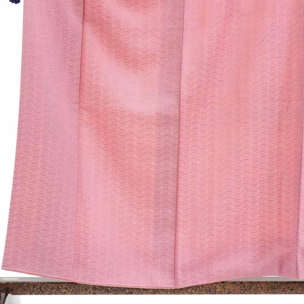 【中古】リサイクル着物 色無地 / 袖丈48cm / 正絹ピンク地袷色無地 / レディース【裄Mサイズ】(古着 裄65cm リサイクル品 色無地【あす楽】)身丈158cm 裄65cm 前幅23cm 後幅30cm 袖丈48cm, 三国町:7f16da3a --- officewill.xsrv.jp