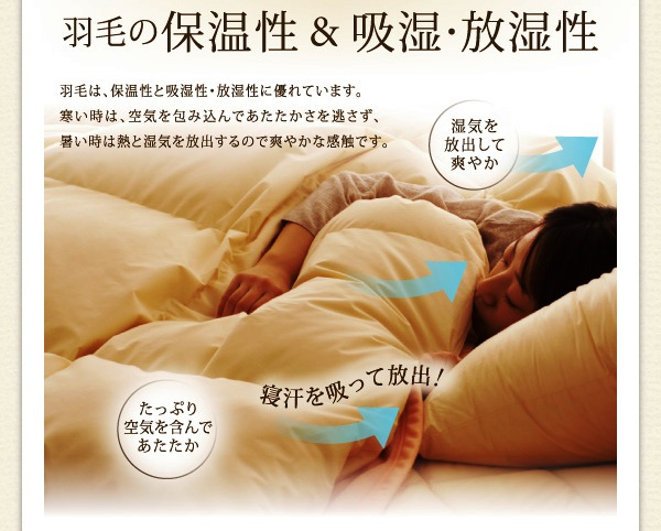 high quality of the higher heat insulation power goose down duvet comforter queen size comforters sale