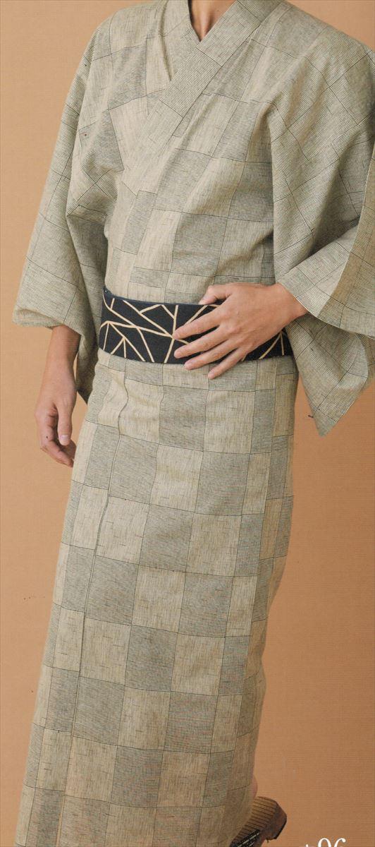 東京堀井 源氏物語 麻と綿の布yukam034-0632