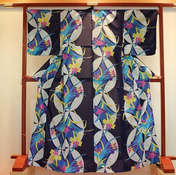 ファッションとしてのきものモードとしてのきものをコンセプトに個性的なゆかたを創作する京都 新装大橋の撫松庵プレタゆかたpyukaw8071-0034