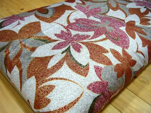 両面柄長方形大判コタツ布団カバー 215×255cm お好みの柄でお仕立ていたします。両面柄仕立てのこたつ布団カバーです