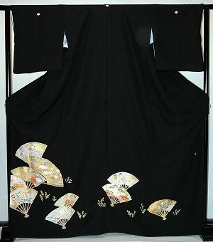 【レンタル】【貸衣裳】 rt117扇子 留袖 【貸衣装】 送料無料【smtb-k】