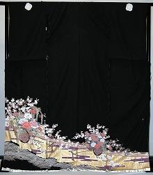 【レンタル】【貸衣裳】 rt218 留袖 【貸衣装】 送料無料【smtb-k】