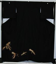 【レンタル】【貸衣裳】 rt220 留袖 【貸衣装】 ワイドサイズ ゆったりサイズ 大きいサイズ 往復 送料無料【smtb-k】