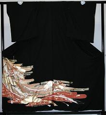 【留袖】レンタル 19号 H111cm迄 黒留袖 フルセットレンタル 往復往復 送料無料 L 2L 3L 11号 13号 15号 17号 19号 大きいサイズ ワイドサイズ ゆったりサイズ 留袖レンタル 貸衣装 正絹 黒留袖レンタル 結婚式 高級品 母親 服装 とめそで トメソデ rental【rt213】秋冬