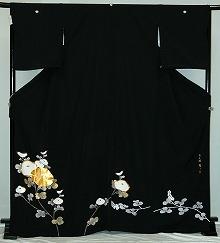 【レンタル】【貸衣裳】 rt223:橘 留袖 【貸衣装】 送料無料【smtb-k】