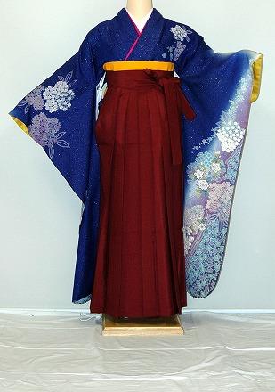 【レンタル】振袖、袴(はかま)レンタル【人気商品】【HF921】