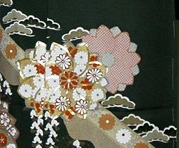 [Color tomesode rental: rental tomesode it409 fall campaign