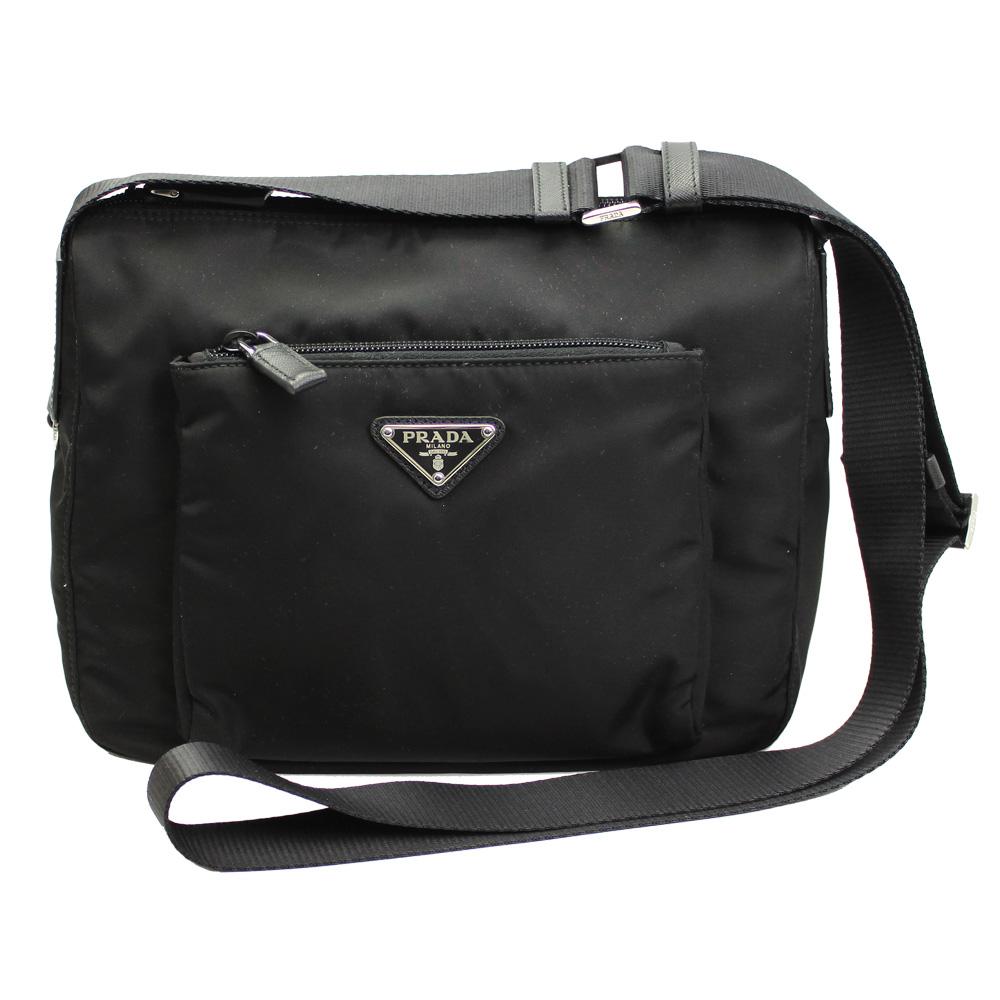 ... ireland outlet prada also shoulder bag black nylon bt0909 225c2 19e7b 308a4b28fd83d