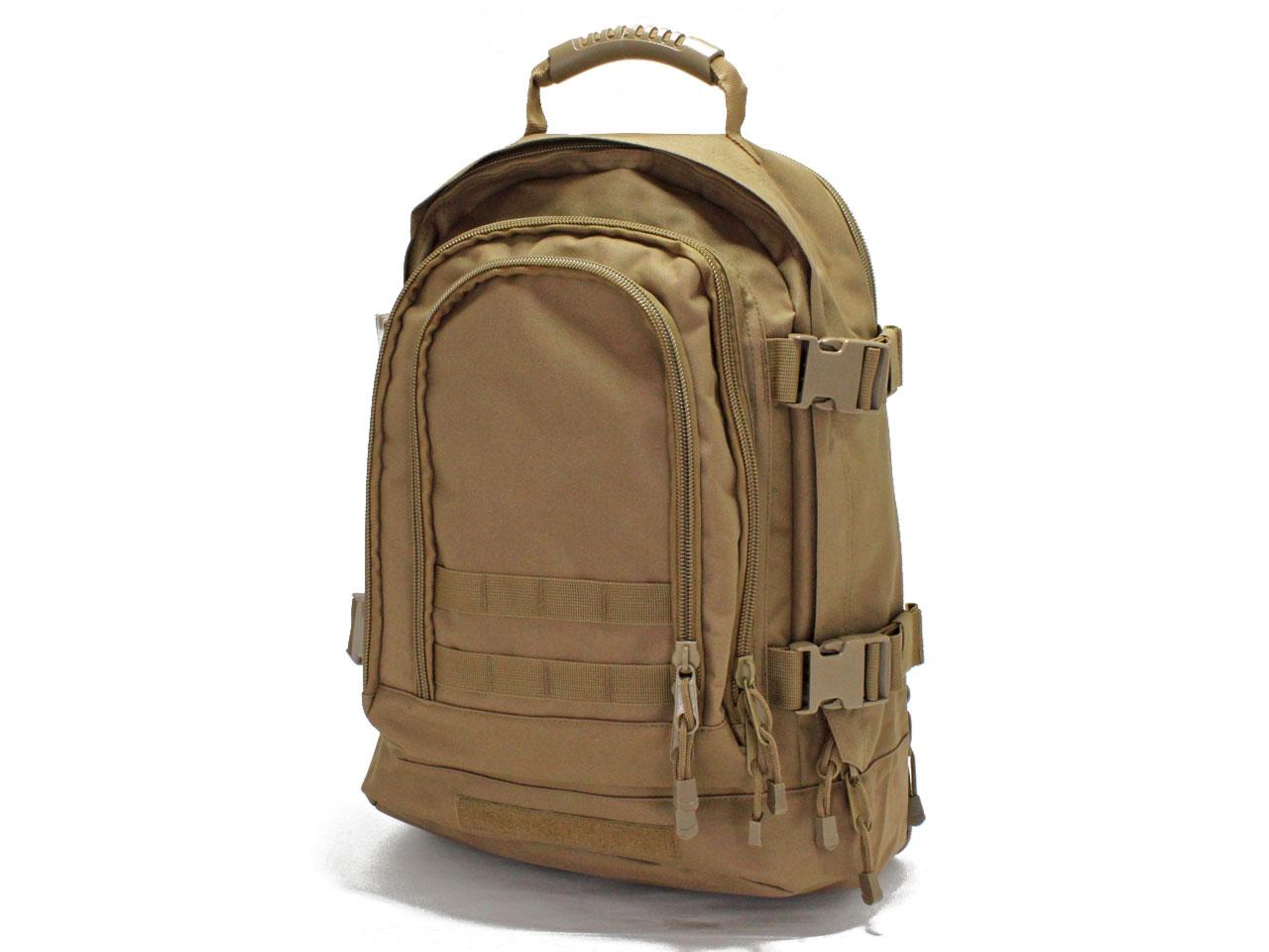 MILITARY【ミリタリー】U.S. MADE NATIONAL GUARD BAG *COYOTE