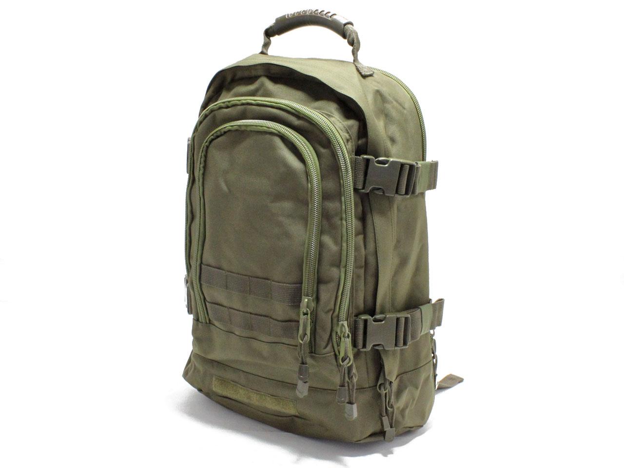 MILITARY【ミリタリー】U.S. MADE NATIONAL GUARD BAG *OLIVE