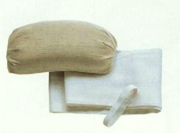 ☆麻を使用する事で通気性アップ☆少しでも熱を逃がしてくれます 夏の装い…夏の小物で 与え 《枕紐付 麻の帯枕》 あづま姿:好#1011 店頭販売価格¥2090 卓越 税込