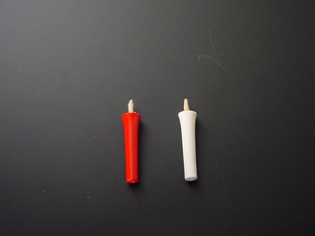 和蝋燭 本物 和ローソク 即日出荷 2号 いかり型