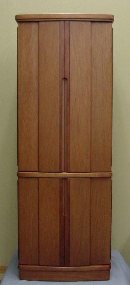 家具調台付仏壇ポーレ45ライトブラウン色