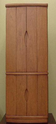 家具調仏壇ウオールナット45(ライトブラウン色)SWNLB45