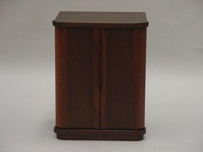 家具調上置仏壇ウオールナット12(ブラウン色)RWRB12