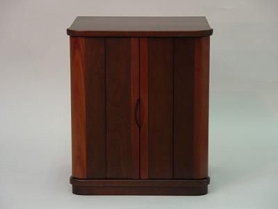 仏壇/家具調上置仏壇ロワール14ブラウン色(現代調の仏壇・モダン仏壇)「シニア市場」
