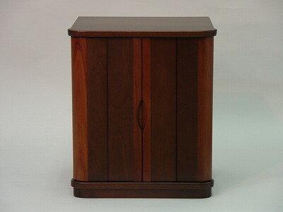 家具調上置仏壇ウオールナット14(ブラウン色)RWRB14