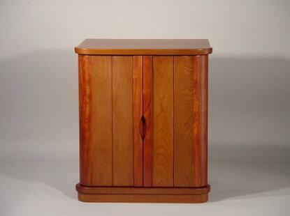 家具調上置仏壇ウオールナット16(ライトブラウン色)RWRLB16