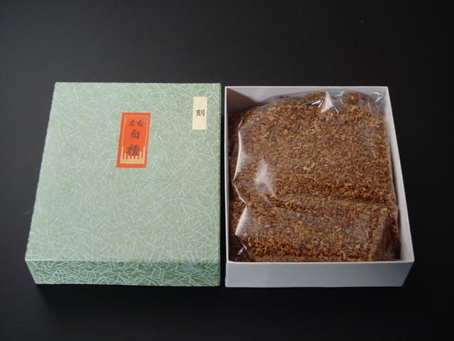 御香(お香)/白檀香 刻み 徳用150g