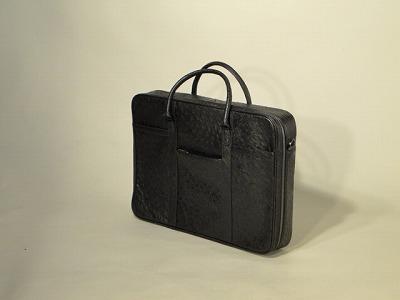 法衣鞄 オーストリッチ製