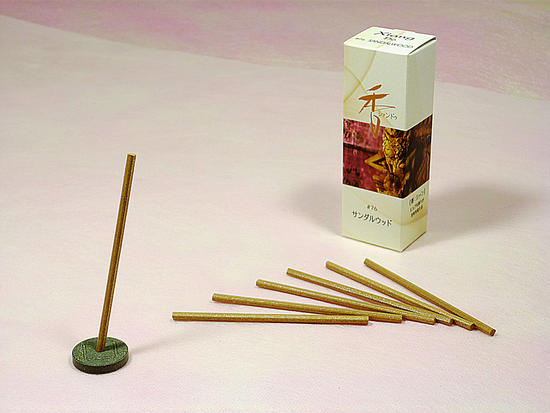 Fragrance of the indoor incense incense Shoei temple sandalwood incense  sandalwood Sandalwood scented wood incense relaxation incense sandalwood  made