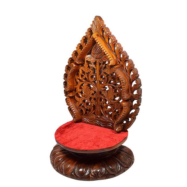 ストアー ミャンマーの職人手作りの彫り入り台です 仏像置きに最適 日本限定 《送料無料》伝統工芸 伝統品 おしゃれ 手元供養 オブジェ台 彫り入り台 木製品 工芸品 伝統工芸品 ミャンマー職人手作り ペット供養