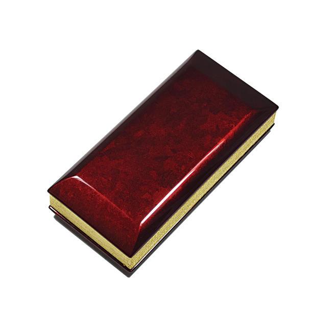 【過去帳】高級塗り過去帳(3寸5分)【赤色】日本製※ミニ仏壇に合う過去帳です。※過去帳は塗り・呂色仕上げ仕様※小さくて置き場所に困らない過去帳です。現代仏具 過去帳 きれいな過去帳 おしゃれ過去帳