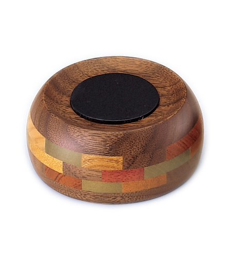 【リン台】現代風りん台「雫(しずく)Lサイズ」★おりんの大きさは、2寸3分(径7cmか2寸5分(径7.5cm)がお勧めです。現代仏具 りんを乗せる台 お仏具 おりん台 りん台 八木研